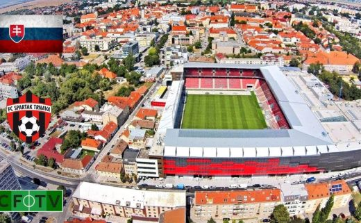 Anton Malatinsky Stadium, Trnava