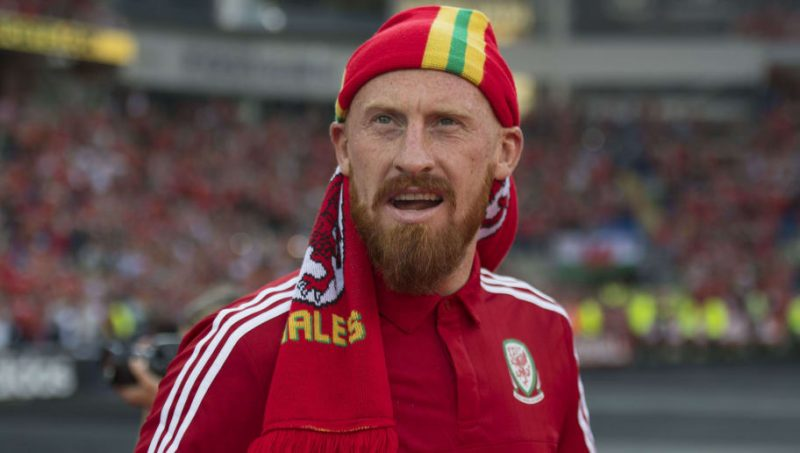 James Collins, Wales defender