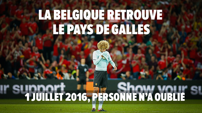 Belgian reaction to drawing Wales in the World Cup 2022 qualifiers