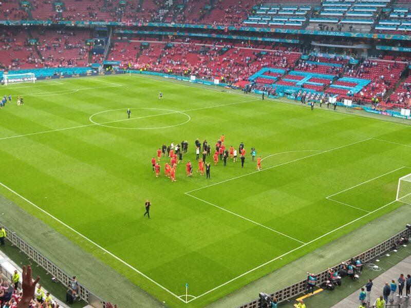 Wales - Denmark Euro 2020